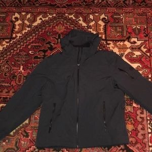 Calvin Cline water resistant jacket, 4 way stretch